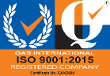 ISO 9001 (Goodspeeds Manufacturing Limited)